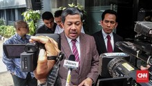 Fahri Hamzah Diperiksa Polisi soal Presiden PKS