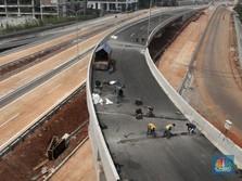 Tahun Politik, Jokowi Tambah Anggaran Infrastruktur Rp 110 T