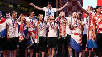 Kroasia Sumbangkan Rp403 Miliar Hadiah Piala Dunia 2018
