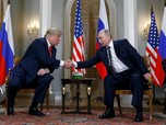 Trump Telepon Putin Picu Harga Minyak Melesat, Bahas Apa Sih?