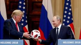Trump Sebut Pertemuan dengan Putin Lebih Baik daripada NATO
