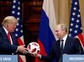 Temui Putin, Trump Dikritik Rekan-rekannya di Partai Republik