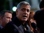 George & Amal Clooney Donasi Rp 1,4 M untuk Lebanon