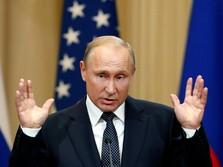 Cegah Corona, Rusia Setop Semua Penerbangan Internasional