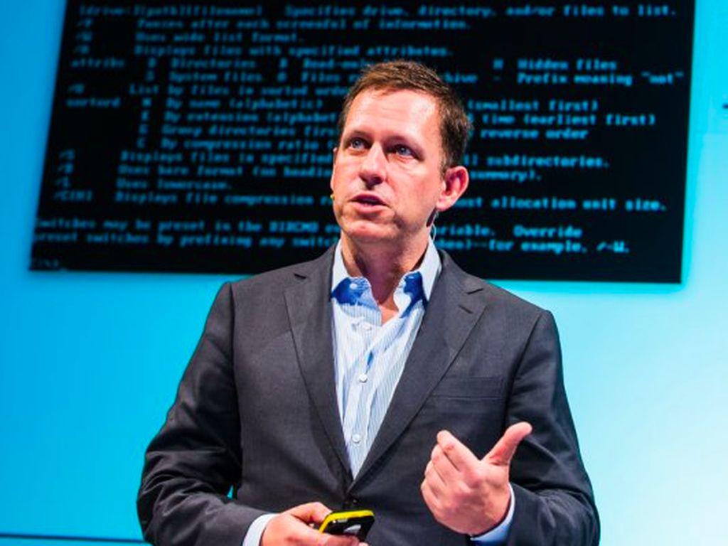 Pendiri Paypal, Peter Thiel yang kini berusia 50 tahun, bergabung dengan Jeff Bezos berinvestasi di perusahaan Unity Biotechnology, perusahaan yang sedang mengembangkan obat untuk mengeliminasi penyakit yang biasanya identik dengan penuaan.Foto: istimewa