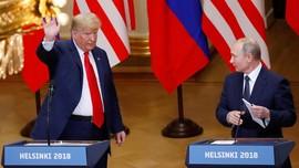 Trump dan Putin Kirim Ucapan Selamat untuk Jokowi Lewat Surat