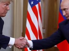 Putin Sebut Trump Biang Kerok Tingginya Harga Minyak