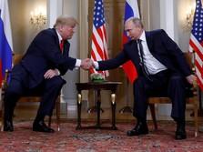 Gedung Putih: Trump Undang Putin Kunjungi Washington