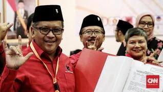 Hasto: Pertemuan Puan-Prabowo Sudah Dikonsultasi ke Megawati