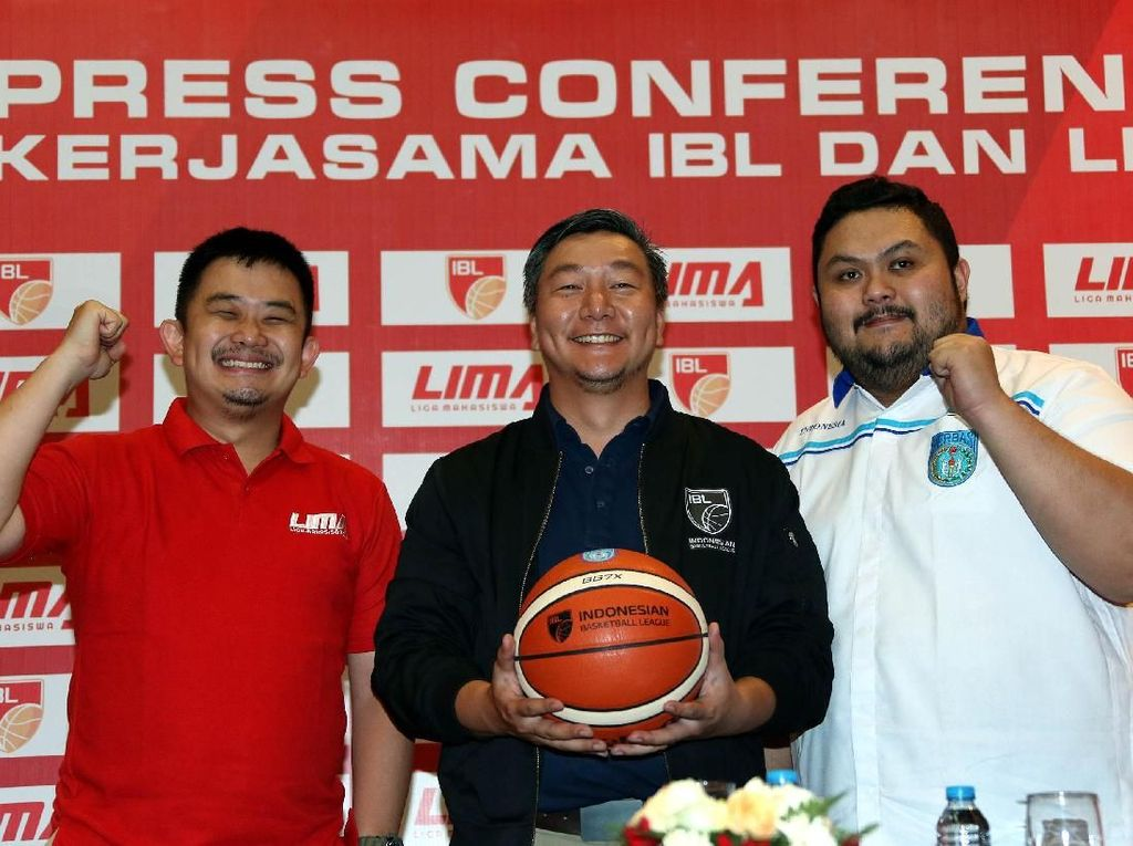Indonesia Basketball League Gandeng Liga Mahasiswa