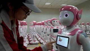 Sri Mulyani Kaji Aturan Pungut Pajak dari Robot