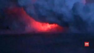 VIDEO: Kapal Wisata Dihantam 'Bom Lava' 23 orang Luka-luka