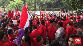 Survei LSI: Mayoritas Pemilih PDIP Tak Suka Reuni 212