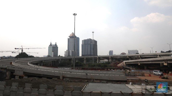 BCA Syariah Guyur Rp 100 M untuk Tol Layang Jakarta-Cikampek