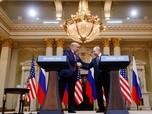Putin Bantu Trump Atasi Corona AS: Tak Gratis Alias Bayar