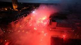 Skuat Vatreni Disambut 12 Persen Penduduk Kroasia