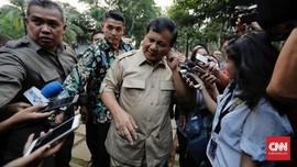 Tak Cuma AHY, Demokrat Siap Dengar Tawaran Cawapres Prabowo