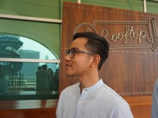 Wah, Luhut Ajak Anak Jokowi Bisnis Katering di Tengah Laut