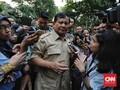 Bersama Amien Rais, Prabowo Hadiri Pertemuan PA 212
