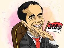 Ketum PPP Sebut Ini 10 Nama Kandidat Cawapres Jokowi