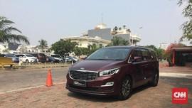 Kia Grand Sedona Diesel Coba Peruntungan di Indonesia