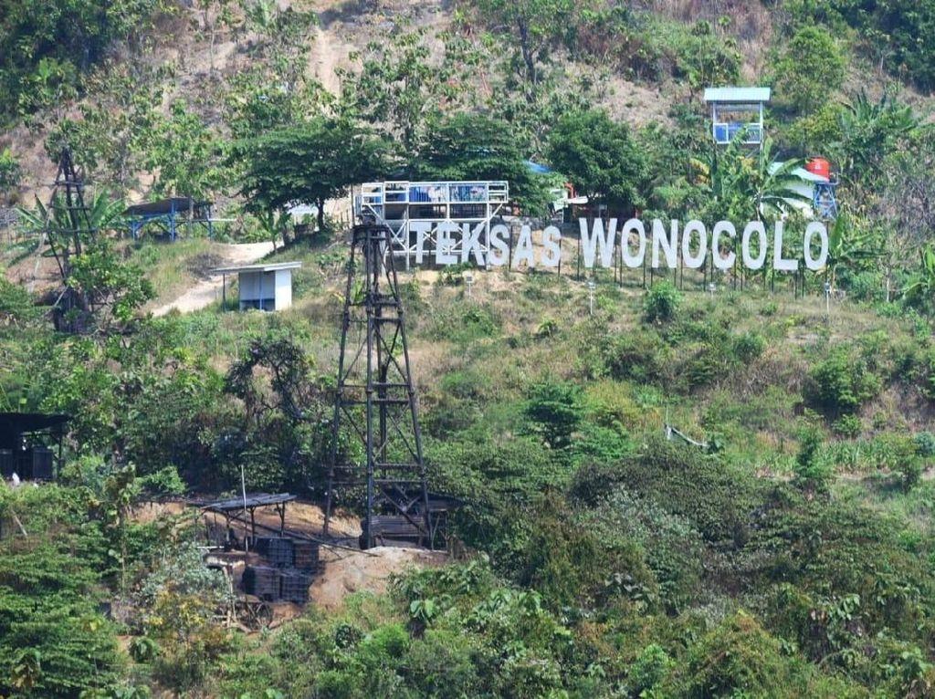 Kawasan tersebut merupakan pengembangan geoheritage Pertamina melalui anak perusahaannya Pertamina EP Asset 4 Cepu Field sejak tahun 2016. Dijelaskan oleh Cepu Field Manager Afwan Daroni, di kabupaten tersebut banyak ditemukan sumber daya alam minyak dan gas bumi. Pool/Pertamina.