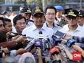 Anies Anggap Bambu Bendera Asian Games Bentuk Ketulusan Warga