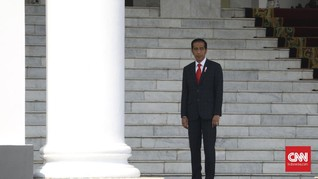 Jokowi Kirim Undangan Asian Games bagi Pemimpin Dua Korea