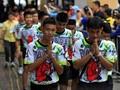 Sehari Keluar Rumah Sakit, 'Remaja Gua' Thailand Beribadah