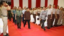 Jusuf Kalla Sebut Tak Ada Urgensi Wajib Militer di Indonesia