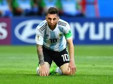 Negaranya Lionel Messi 2 Tahun Resesi, Peso di Rekor Terlemah