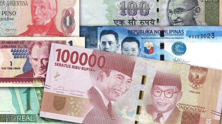 Dolar Amerika Disetrika, Mata Uang Asia Dibuat Tak Berdaya