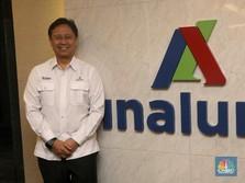 Inalum Ekspor 20 Ribu Ton Alumunium ke Malaysia