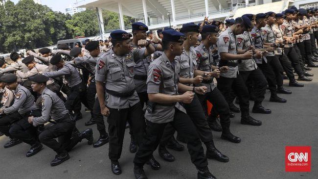Jelang Debat Capres, Pengamanan Sekitar Bidakara Diperketat