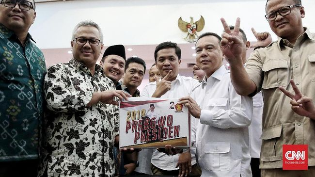 Soal Hoaks, BPN Duga Ketua Relawan Prabowo Terlalu Semangat