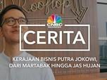 Kerajaan Bisnis Putra Jokowi, Dari Martabak Hingga Jas Hujan