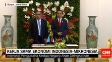 Kerja Sama Ekonomi Indonesia-Mikronesia