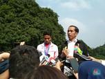 Bertemu Zohri, Jokowi: Ada yang Mengganjal di Hati Saya