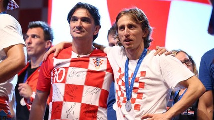 Pelatih Timnas Kroasia: Saya Bisa Latih Brasil atau Barcelona