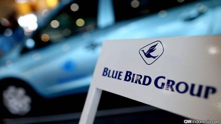 Pemilik Blue Bird Lepas 4,3% Saham, Gojek Pembelinya?