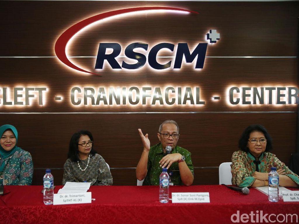 RSCM Peringati Bulan Kewaspadaan Bibir dan Lelangit Sumbing