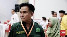 PBB Isyaratkan Merapat ke Jokowi pada Pilpres 2019