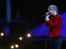 Begini Megahnya Persiapan Konser Ed Sheeran di Jakarta