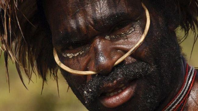 Gema Tarian Perang Papua di Festival Lembah Baliem