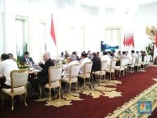 Terobosan Jokowi Hadapi Ketidakpastian Global