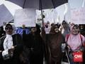 Neno Warisman Diadang, Barisan Emak-emak Akan Demo Jokowi