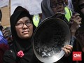 Tak Dapat Izin, 'Emak-emak Militan' Batal Geruduk Istana Esok