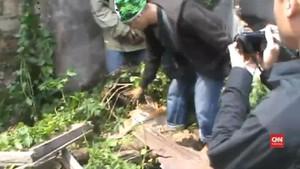 VIDEO: Diduga Jual Celurit, Tiga Pelajar di Bogor Ditangkap