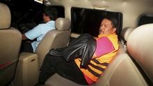 KPK Titipkan Bupati Nonaktif Labuhanbatu ke Rutan Medan