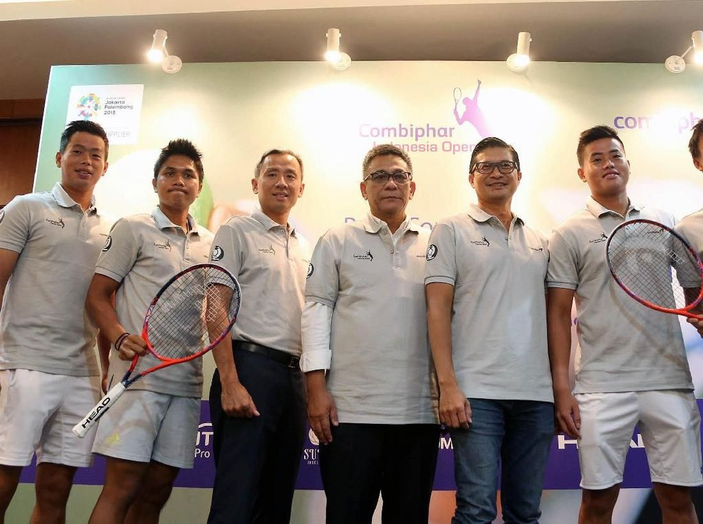 Combiphar Tennis Open 2018 Resmi Digelar